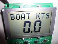 Autohelm Raymarine LCD screen for ST50 Speed : Only the LCD display, NEW part