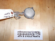 05 CAN AM BOMBARDIER OUTLANDER MAX 400 4X4 OIL FILTER COVER 210413