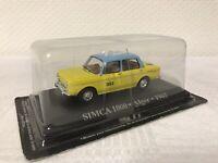 1:43 Simca 1000 Alger Taxi Geschenk Modellauto Modelcar Oldtimer Spielzeug Rar
