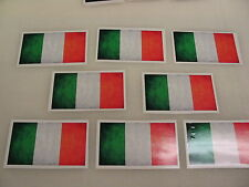 8 IRELAND FLAG Sticker Decal LOT 4 boat car Window Truck suv Wholesale Irish
