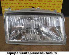 PHARE OPTIQUE GAUCHE FIAT UNO et TURBO IE de 03/83-10/95 REF 0318039113