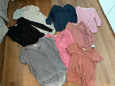 Lot Of 8 Express One Eleven Women's Size Extra Small/Size 0 Tops Tees