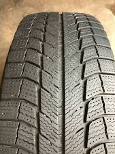 Used 23560r18 Michelin Latitude X Ice Xi2 107t 7532 No Repairs Fits 23560r18