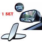 Blind Spot Mirror 1Pair Auto 360° Wide Angle Convex Rear Side View Car Truck SUV Alfa Romeo 147