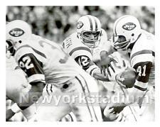 New York Jets- Joe Namath & Matt Snell -Superbowl III