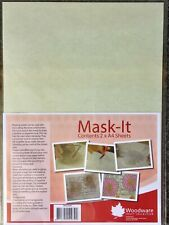 Woodware Craft Collection Mask-It A4 Sheets - WW2939
