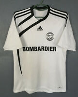 ADIDAS FC DERBY COUNTY 2009/2010 AWAY SOCCER FOOTBALL SHIRT JERSEY MAGLIA SIZE M