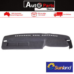 Fits Holden Rodeo TF 1988 1991 1992 1993 1994 1995 1996 Black Dashmat*