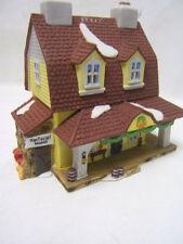 "Dept 56 New England Village Series 1990 ""Van Tassel Manor"" Guc No Box"