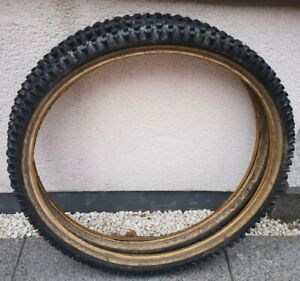 """2x Panaracer Smoke 26 2.1"""" Tyres for Mountain Bike - Used but lots of tread"""