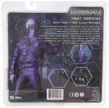Terminator Neca Collection - Series 3 T-1000 Liquid Nitrogen Action Figure