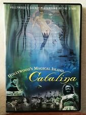 Hollywood's Magical Island Catalina DVD narrated by Peter Coyote RARE