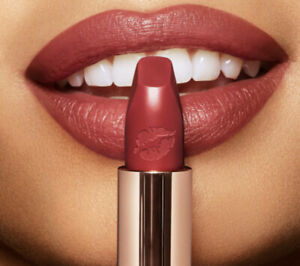 Charlotte Tilbury Hot Lips Viva La Vergara Brand New in Box Full Size