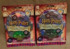 Harry Potter, Casting Stones, Booster Pack, Collectible Game 2001, 2 packs