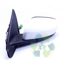 04 05 06 Volvo S60 V70 Power Heated Auto Dim Side View Mirror Left DRIVER White
