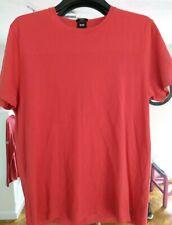 Red Hugo Boss Camiseta Entallada Talla Xl (pero se siente más grandes en su lugar)