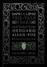 The Tell-Tale Heart and Other Tales by Edgar Allan Poe (Hardback, 2016)