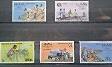 Sellos. Ghana. 1978. operation feed yourself.