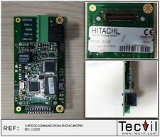 Carte de communication HITACHI SJ-CO CANOpen | Communication cards