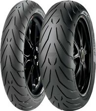 Pirelli Angel GT Front & Rear Tires 120/60ZR-17 & 160/60ZR-17  2316900/2317400