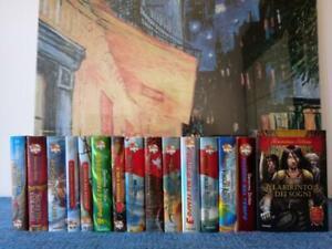 Lotto 15 libri GERONIMO STILTON Regno Fantasia Viaggio nel tempo ...Piemme