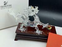 Swarovski Figurine 238202 Zodiaque Dragon 15 Cm. de Caisse & Zertifikat. État