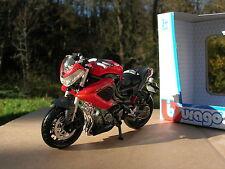 BURAGO 1/18 MOTO BENELLI TNT R160 !!!
