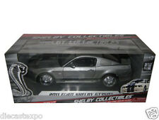 2011 Ford Shelby GT350 1/18 Scale (Grey)