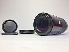 Minolta AF 70-210 mm Lente f/4 se adapta Sony un Alpha DSLR FX A850 A68 A57 A35 A55