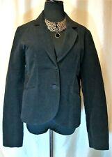 NWT Ralph Lauren Original Polo Jeans M $129 Black Velvet Lined Blazer Jacket