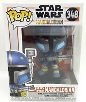 Funko POP! Star Wars The Mandalorian Heavy Infantry Mandalorian 348
