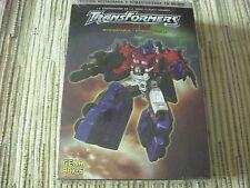 DVD SERIE TRANSFORMERS TAKARA MASTERFORCE 10 DVD 1-42 GEARBOX 6 SELECTA NUEVO