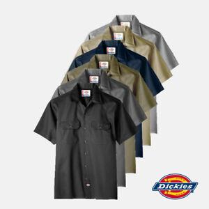 Dickies 1574 Short Sleeve Work Shirt (Free Standard Shipping)
