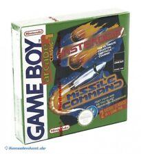 GameBoy Spiel - Arcade Classics 1: Asteroids Missile Command mit OVP NEUWERTIG