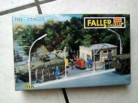 "Faller  Military  Bausatz HO 1:87  in ovp.unbenutzt- Nr. 144024 ""Tankstelle"""