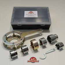 Honda CBX 1000 Cilindro seis 6 Conjunto de herramientas de taller especializado HWT085 X 8 herramientas.