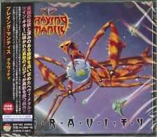 PRAYING MANTIS-GRAVITY-JAPAN CD BONUS TRACK F83