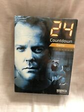 New 24 Countdown Game TV Series Briarpatch 20th Century Fox Made in USA