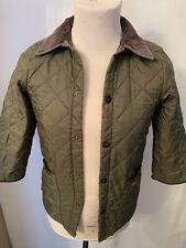 Boys Quilted Barbour Liddlesdale Jacket/Coat *UK Size Medium*