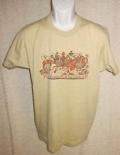 1987 Vintage WCW Fall Reunion t-shirt size Medium by Screen Stars