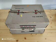 [RARE] SONY TC-263D New in Box -- NIB - Vintage Product Design