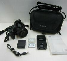 Sony Cyber-shot DSC-HX300 20.4MP Digital Camera - Black