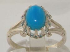 Anniversary Turquoise Fine Rings