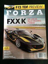 FORZA FERRARI MAGAZINE No. 147 February 2016 FXX K 250 GTB 365 GTC/4 F12 TDF F1