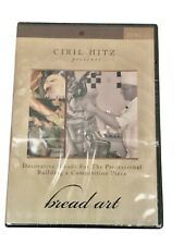 Bread Art(Ciril Hitz) Decorative Breads the professional Building a competition