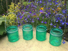 Handmade Glass Candle & Tea Light Lanterns