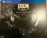 DOOM Eternal: Collector's Edition (PlayStation 4, 2020) PS4