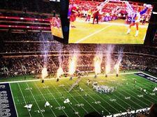 (2) Dallas Cowboys vs  New Orleans Saints Tickets - 3rd Row [11/29/18]