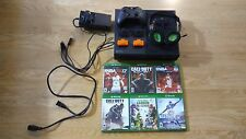 Microsoft Xbox One Black 500gb Huge AWESOME Bundle For Cheap!!