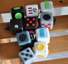 IN STOCK Fidget Cube Anxiety Stress Relief Better Focus Toys Holiday Gift